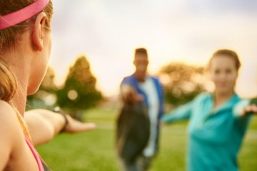 קורס מניעת פציעות ספורט למדריכי כושר